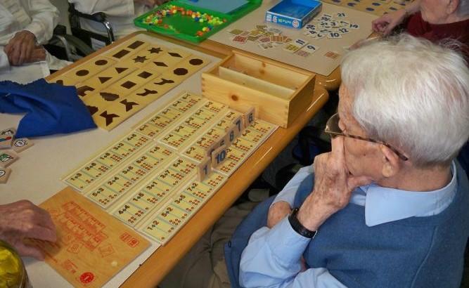 Terapia Ocupacional en geriatricos